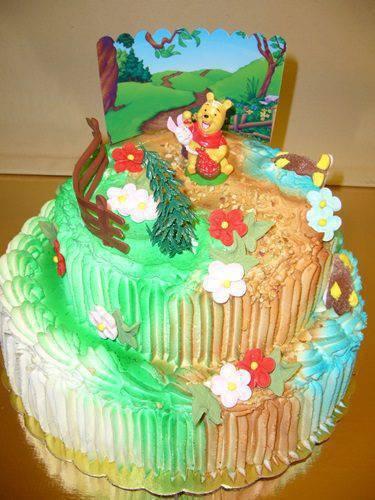 Torty urodzinowe śmieszne jak najbardziej dla dzieci 1