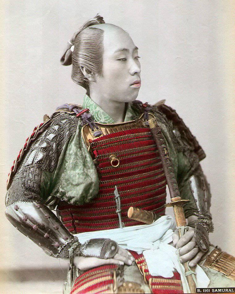 Samurajowie 37