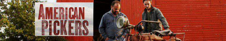 American Pickers S06E12 HDTV XviD-AFG