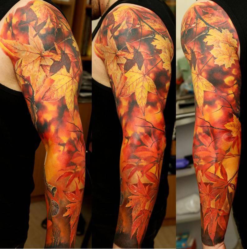Świetne tatuaże 66