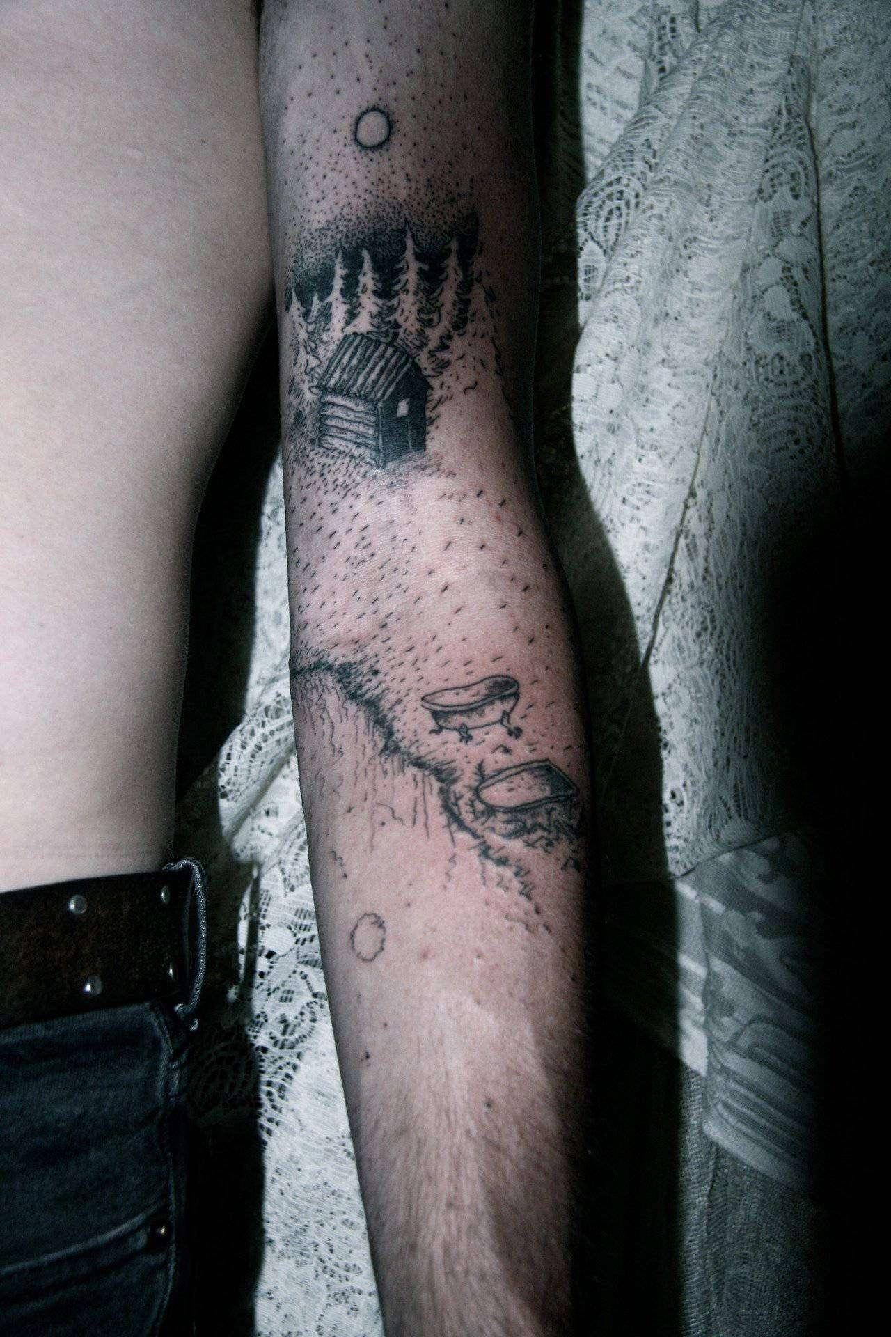 Świetne tatuaże #2 24