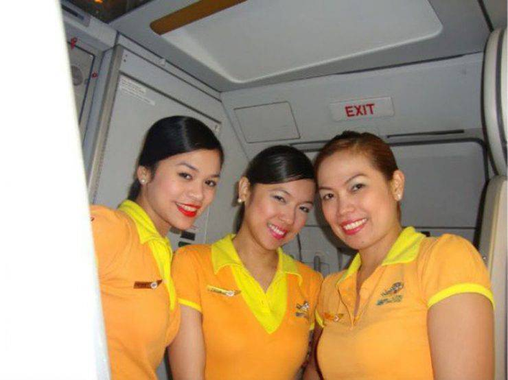 Stewardessy 31