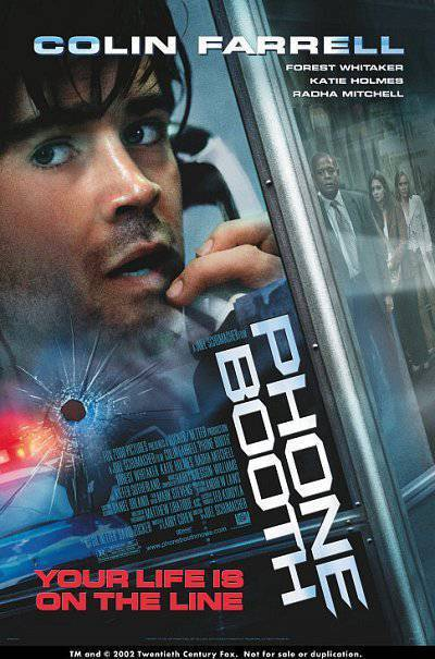 Phone Booth (2003) BRRip 720p AC3 x264 Temporal