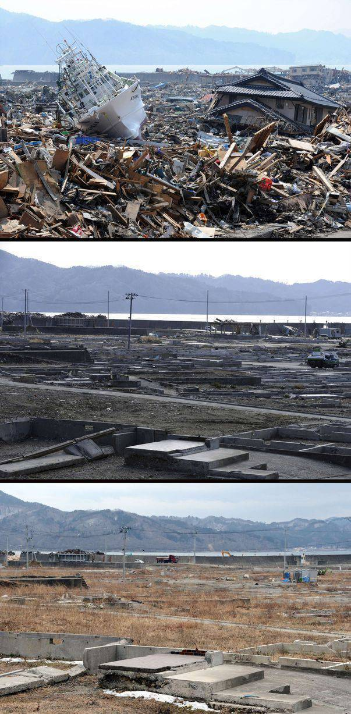 Japonia 2 lata po tsunami 5