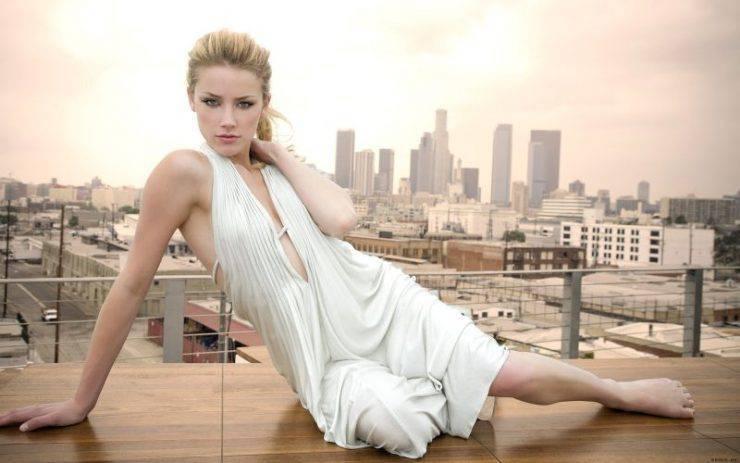 Dziewczyna dnia: Amber Heard 40