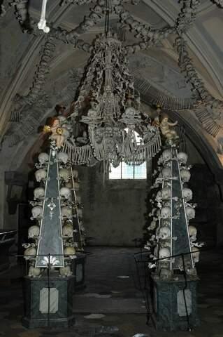 Kaplica Czaszek w Kutnej Horze 2