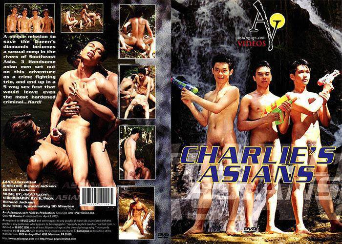 [asianguys.com] CHARLIE'S ASIANS