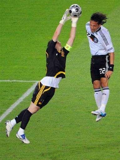 ME 2008: Hiszpania - Niemcy (finał) 14