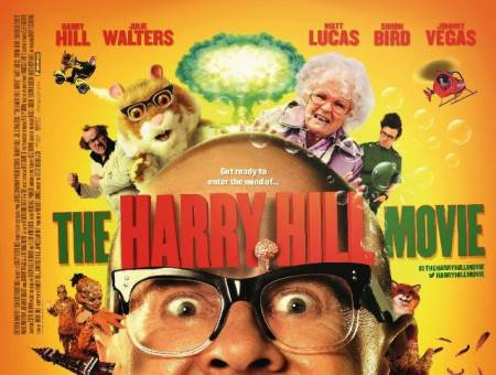 The Harry Hill Movie DVDrip x264 AC3 5 1 CrEwSaDe