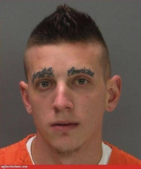 Tatuaże przestępców #2 16