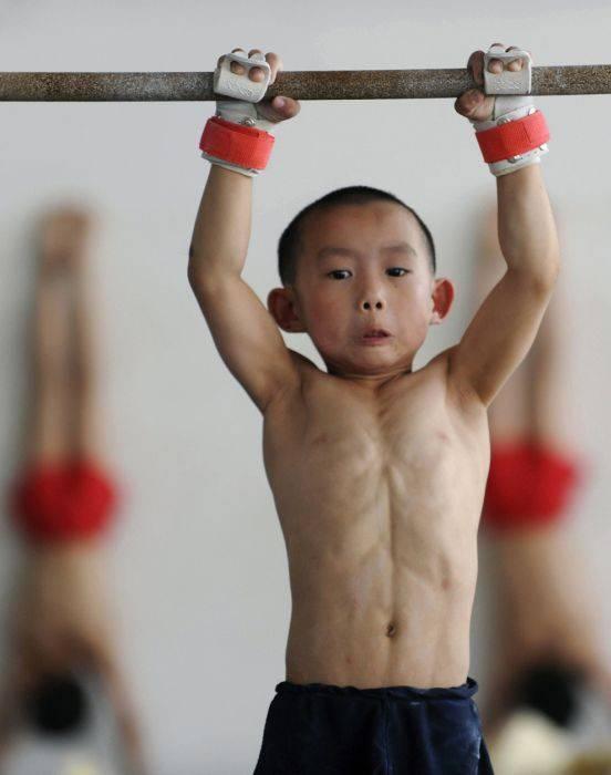 Chińska szkoła gimnastyki #2 10