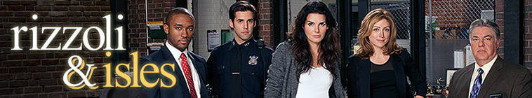 Rizzoli and Isles S05E07 720p HDTV X264-DIMENSION