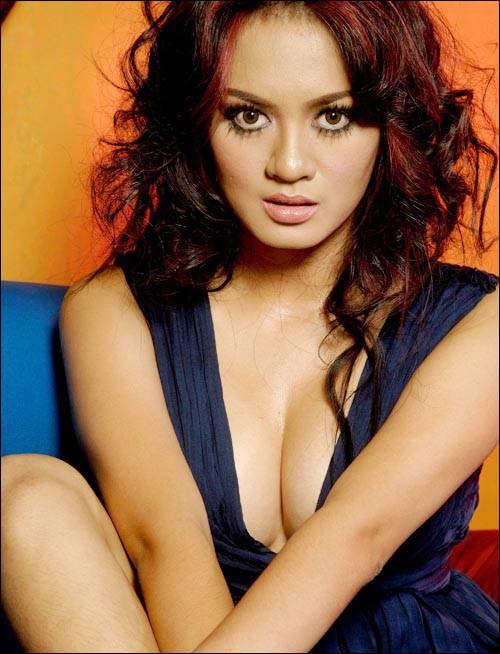 foto hot artis indonesia