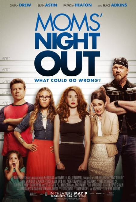 Moms Night Out 2014 HDRip XviD AC3-EVO