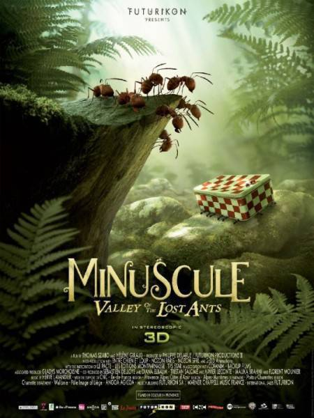 Minuscule: Valley of the Lost Ants (2013) 720p BluRay x264 TuT