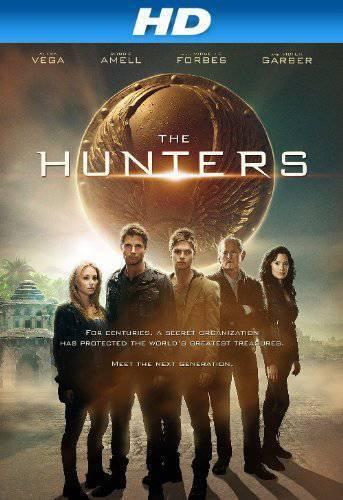 The Hunters 2013 BRRIP XVID AC3 ACAB