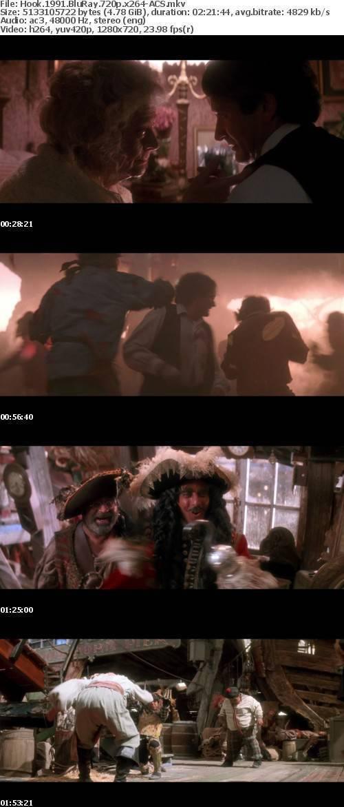 Hook 1991 BluRay 720p x264-ACS