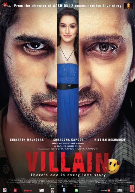 Ek Villain (2014) 1080p BluRay DTS x264 Subs TmG