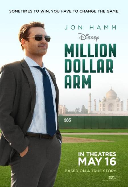 Million Dollar Arm 2014 BRRIP x264 AC3 CrEwSaDe