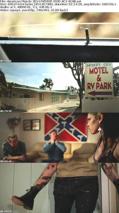 American Muscle 2014 DVDRIP XVID AC3 ACAB