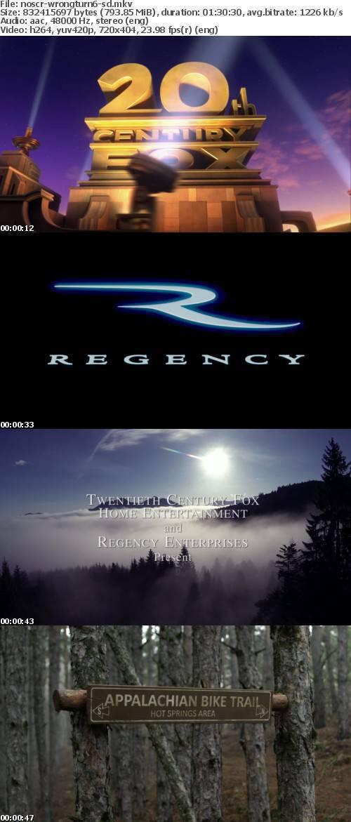Wrong Turn 6 Last Resort 2014 BDRip x264-NOSCREENS