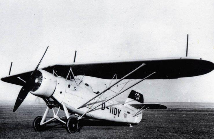 Samoloty z okresu II wojny światowej 157