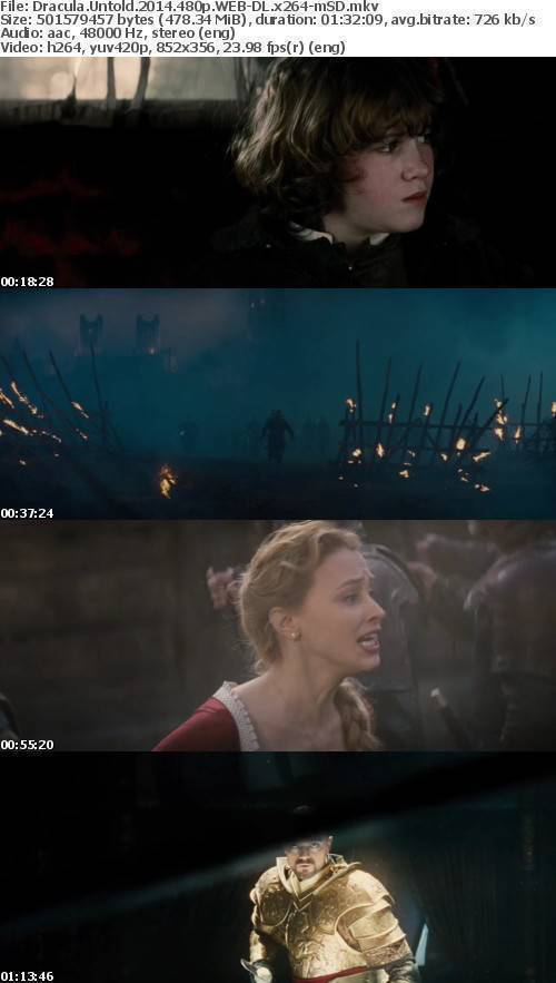 Dracula Untold 2014 480p WEB-DL x264-mSD