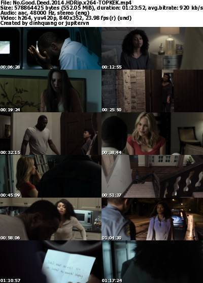 No Good Deed (2014) HDRip x264-TOPKEK