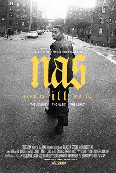 Nas: Time Is Illmatic (2014) 480p HDTV x264-mSD