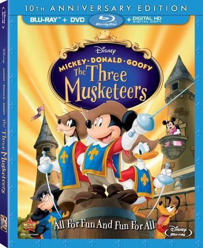 Mickey, Donald, Goofy: The Three Musketeers (2004) 1080p BluRay x264-SADPANDA