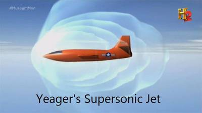 History Channel - Museum Men: Yeager's Supersonic Jet (2014) 720p HDTV x264 AAC-MVGroup