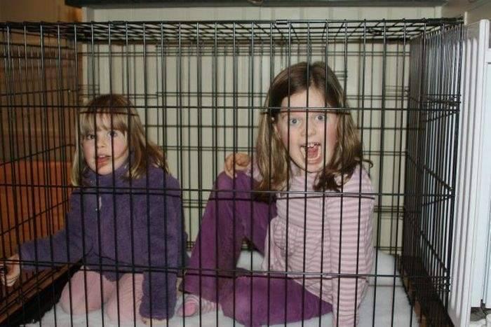 Dzieci w klatkach 7