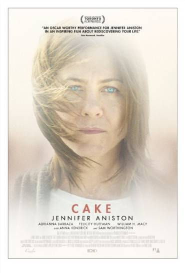 Download Cake (2014) DVDScr 450MB