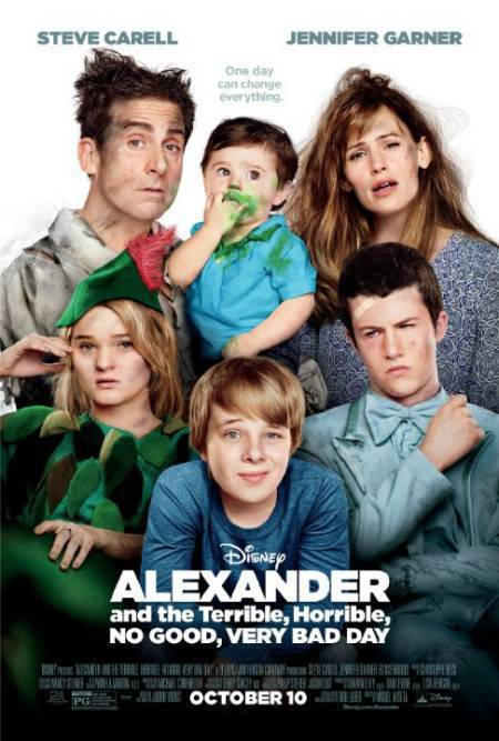 Alexander and the Terrible Horrible No Good Very Bad Day (2014) 1080p BluRay DTS x264-VietHD