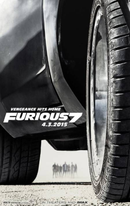 Fast and Furious 7 (2015) HDCAM New AUDIO x264-CPG
