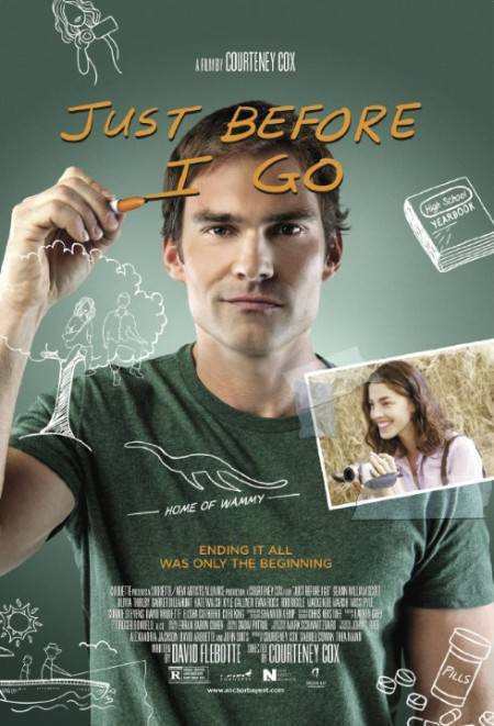 Just Before I Go (2014) LIMITED BDRip X264-AMIABLE