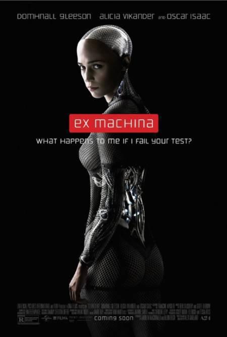 Ex Machina 2015 BluRay 720p DTS 5 1 x264 dxva-FraMeSToR