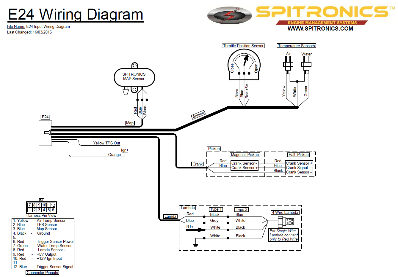 Spitronics Saturn Wiring Diagram Improve Schematics Engine Management Auto Electrical Rh 6weeks Co Uk