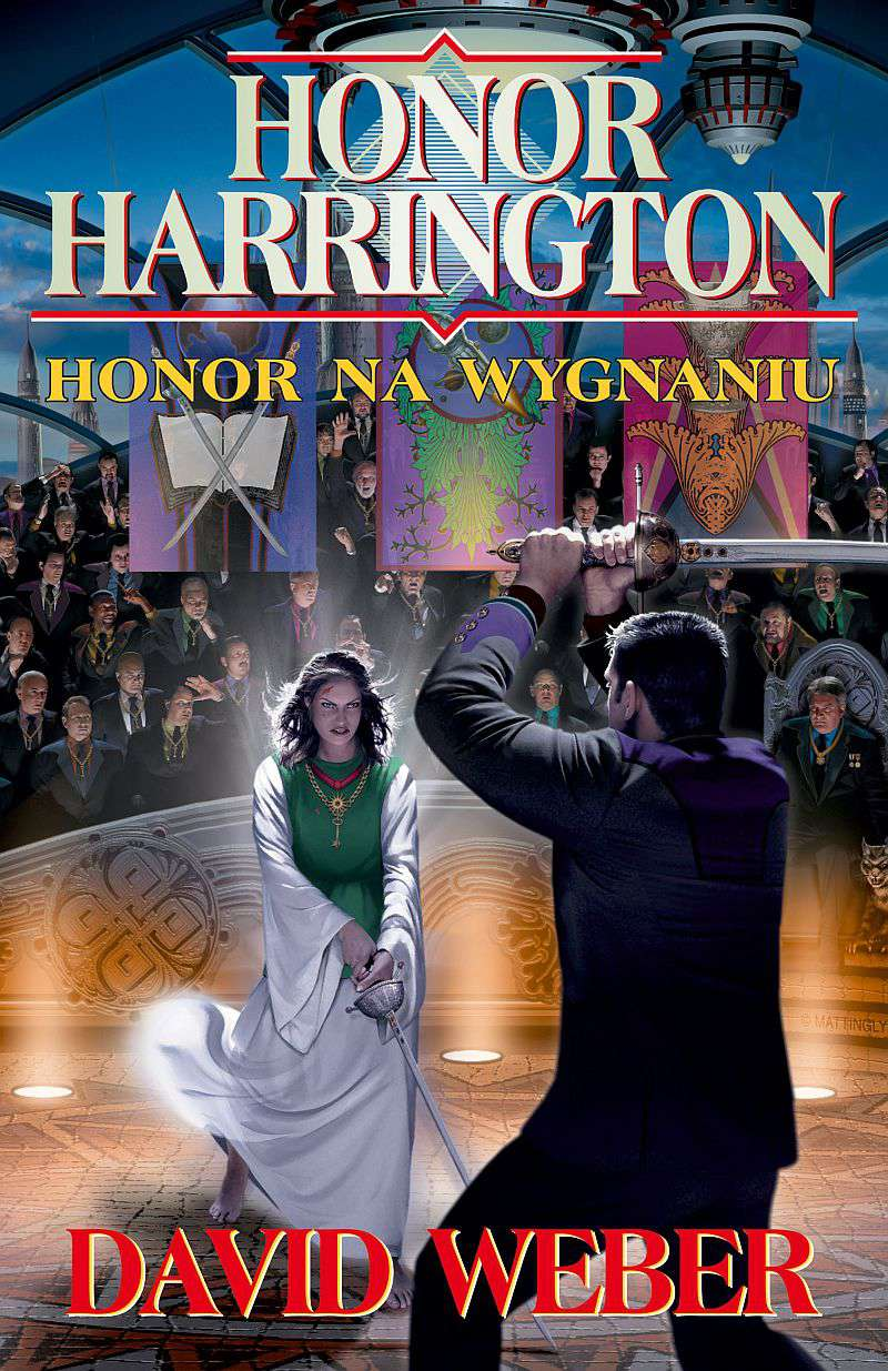 Honor Harrington #05 - Honor na wygnaniu