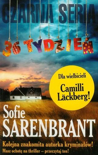Sofie Sarenbrant - 36 tydzień