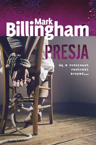 Mark Billingham - Presja