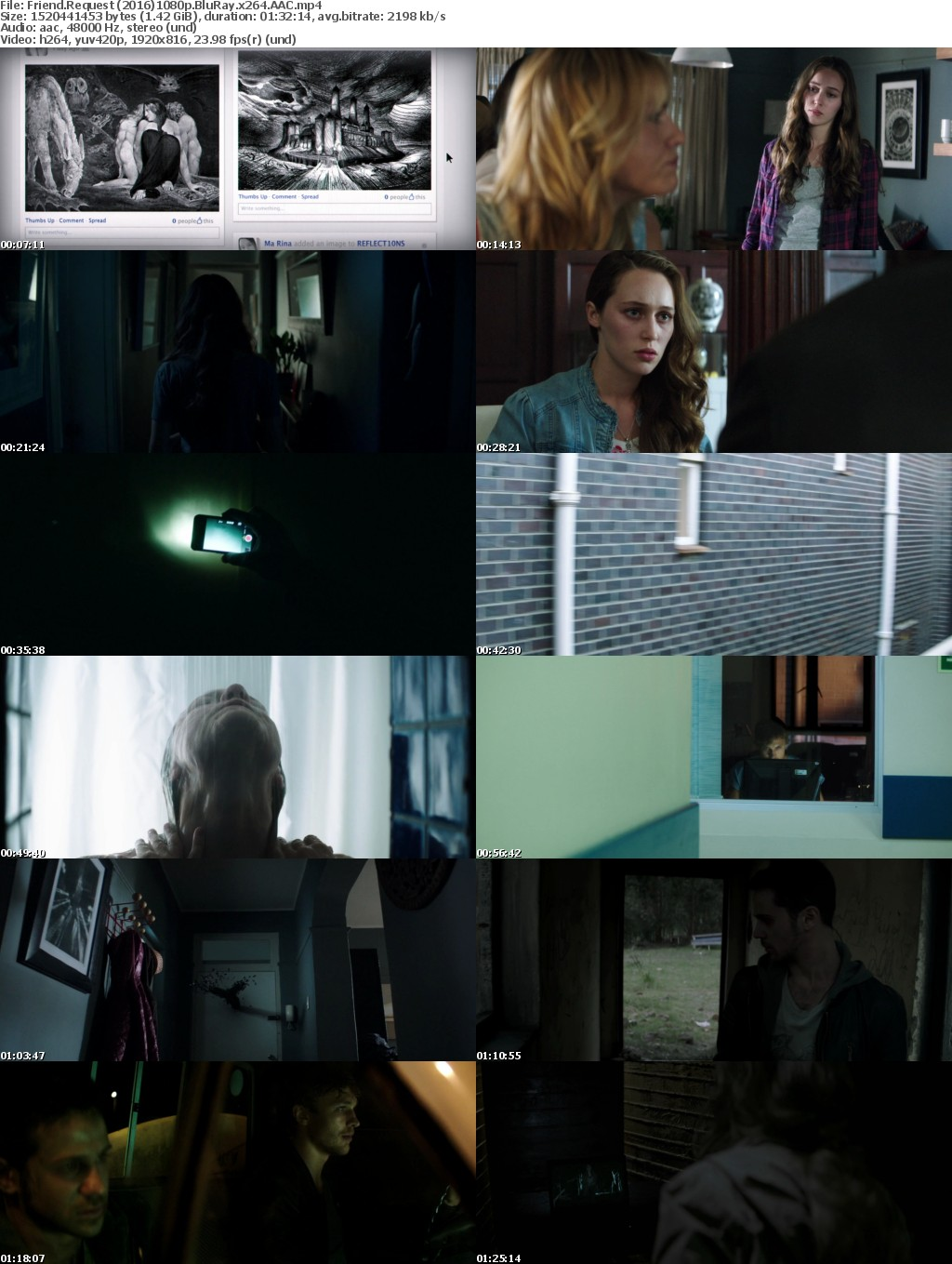 Friend (2016)1080p BluRay x264 AAC