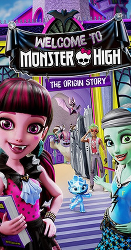 Monster High Welcome to Monster High 2016 1080p BRRip x264 AAC ETRG
