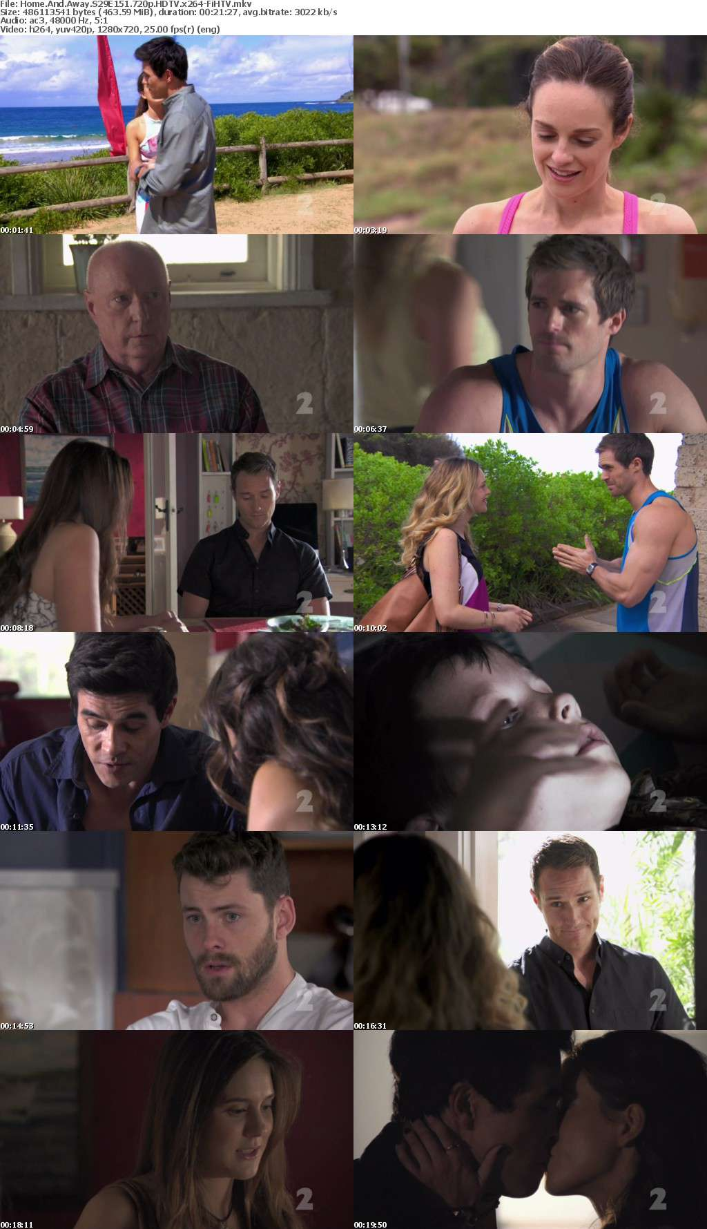 Home And Away S29E151 720p HDTV x264-FiHTV