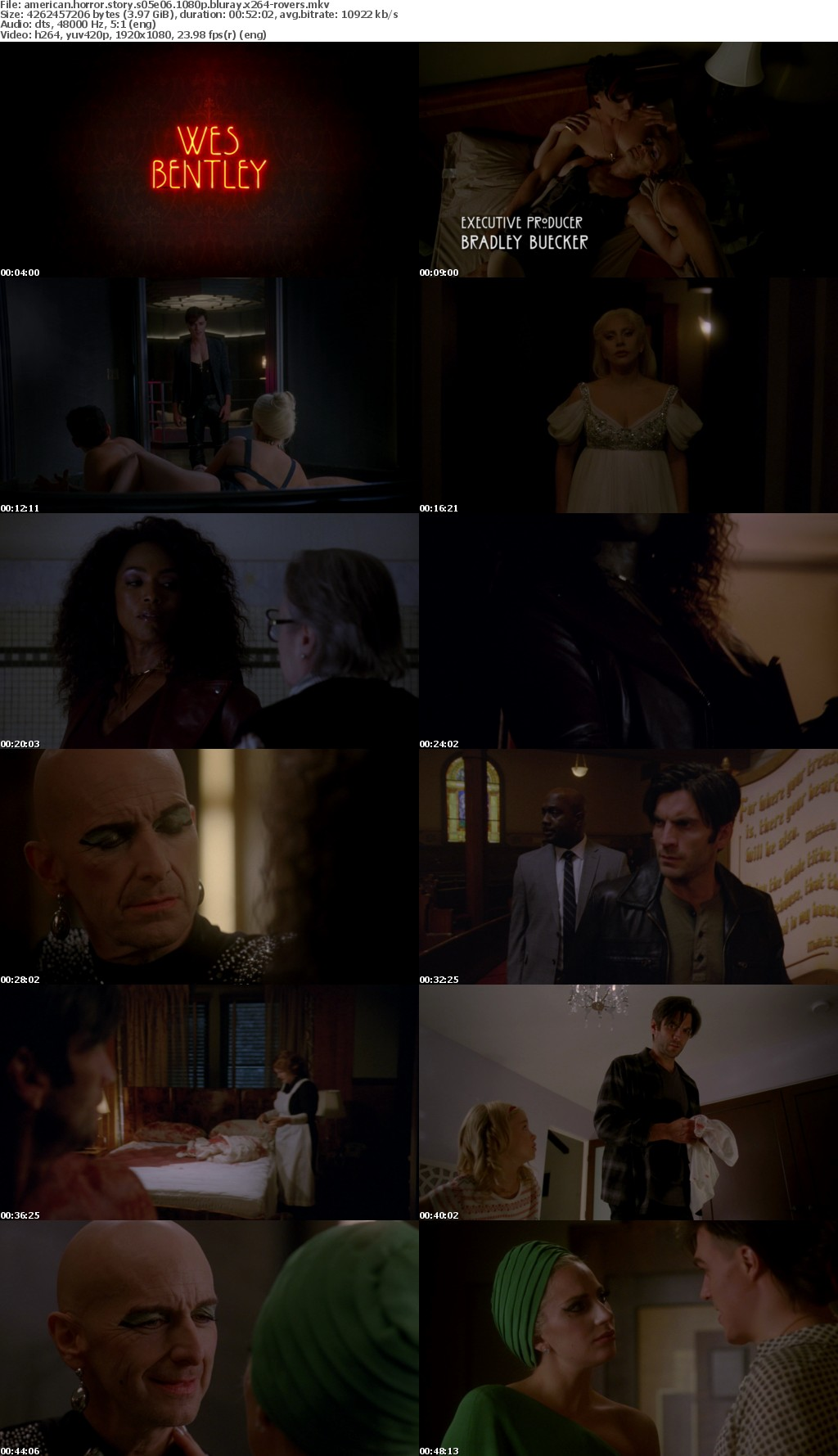 American Horror Story S05 1080p BluRay x264