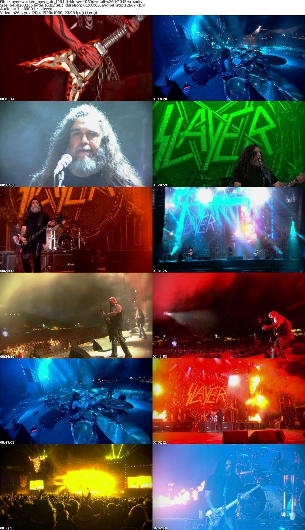 Slayer-Wacken Open Air (2014)-Bluray-1080p-Retail-x264-2015-SRP