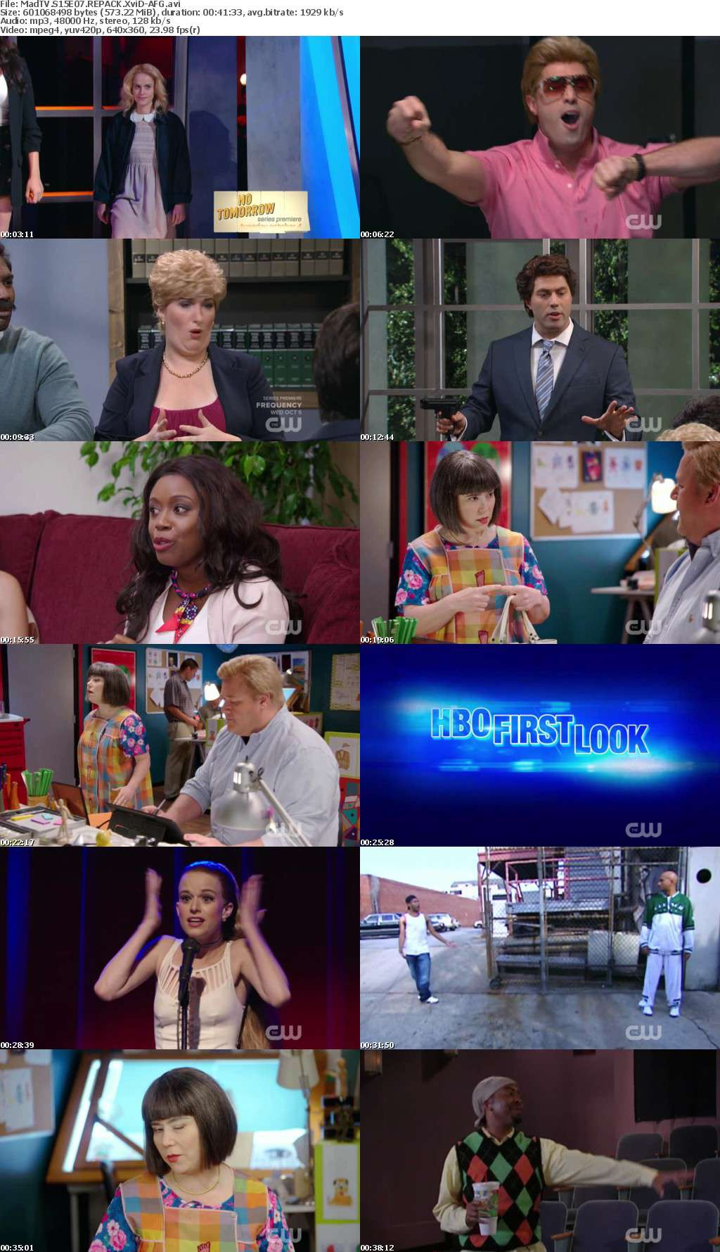 MadTV S15E07 REPACK XviD-AFG
