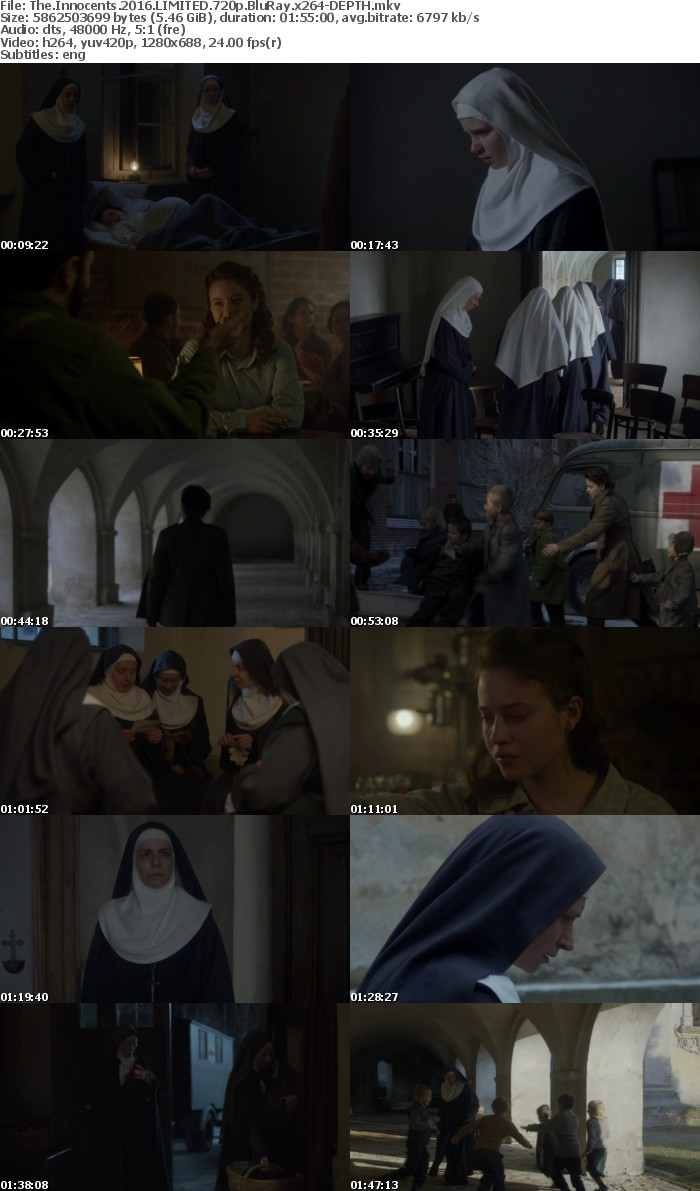 The Innocents 2016 LIMITED 720p BluRay x264-DEPTH