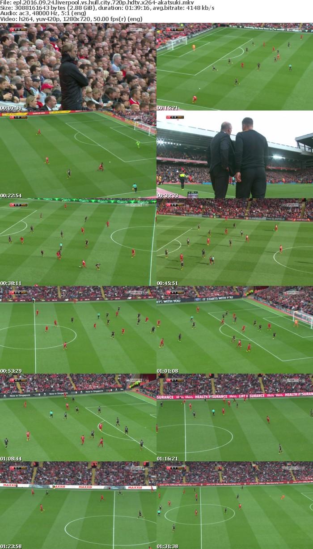 EPL 2016 09 24 Liverpool Vs Hull City 720p HDTV x264-AKATSUKi
