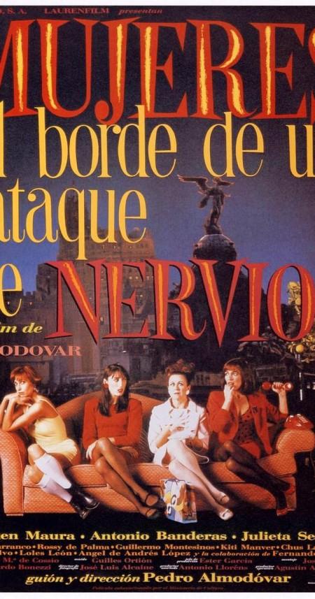 Women on the Verge of a Nervous Breakdown 1988 iNTERNAL BDRip x264-MANiC